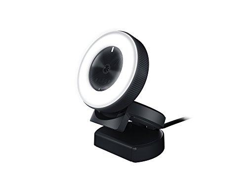 Razer Kiyo Streaming Web Camera with Ring Light Full HD 1080p / 720p