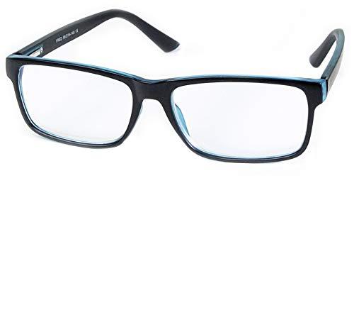 Blue Light Blocking Glasses – Anti-Fatigue Computer Monitor Gaming Glasses Prevent Headaches Gamer Glasses