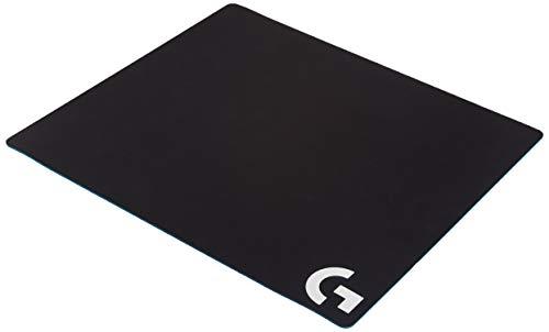 logitech G G640 Large Cloth Gaming Mousepad - Black