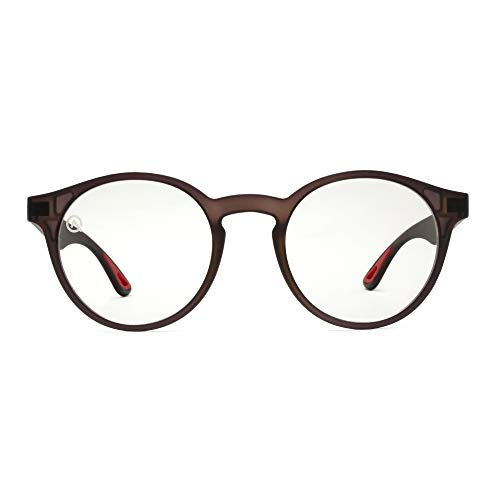 Near-Clear Blue Light Blocking Gaming Glasses   No Color Distortion   Only Clinically Proven Glasses to Reduce Eye Strain (99%) & Increase Melatonin (96%)  ...