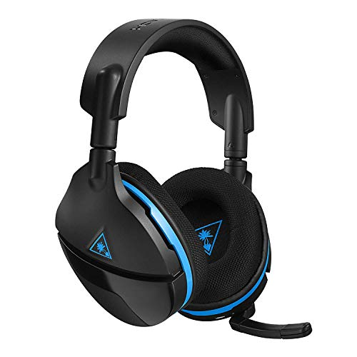 Turtle Beach Stealth 600 Wireless Surround Sound Gaming Headset for PlayStation 5 and PlayStation 4