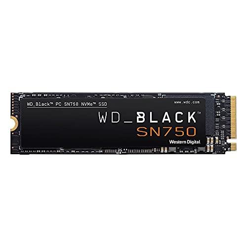 WD_Black SN750 1TB NVMe Internal Gaming SSD - Gen3 PCIe, M.2 2280, 3D NAND - WDS100T3X0C