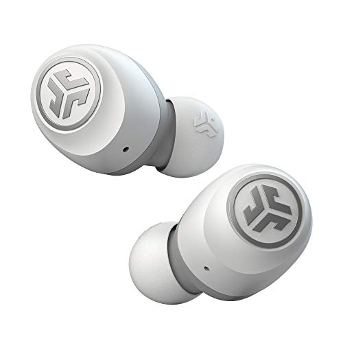 JLab Go Air True Wireless Bluetooth Earbuds + Charging Case   Dual Connect   IP44 Sweat Resistance   Bluetooth 5.0 Connection   3 EQ Sound Settings: JLab...