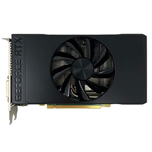 NVIDIA_GeForce RTX 2060 6GB GDDR6 Graphics Card | 1x DisplayPort, 1x HDMI 2.0, 1x DVI Port | G-SYNC Compatible, VR-Ready | Multi-Monitor Support | OEM - Non...