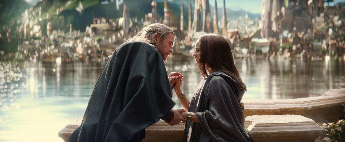 Thor The Dark World Jane Foster Died