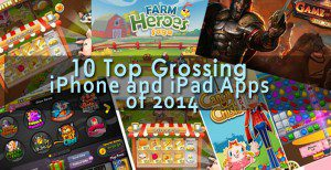 top 10 iphone ipad apps 2014