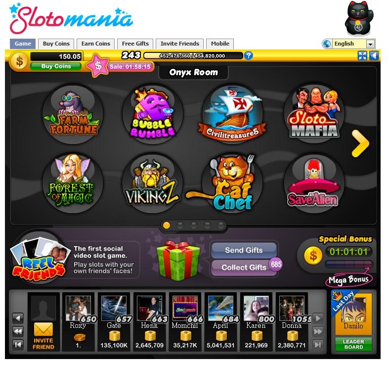 google free casino slots games