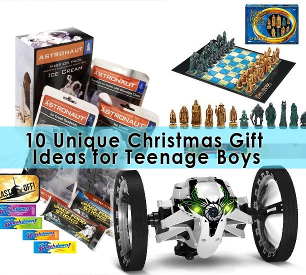 Ideas for teenage christmas gifts for friends