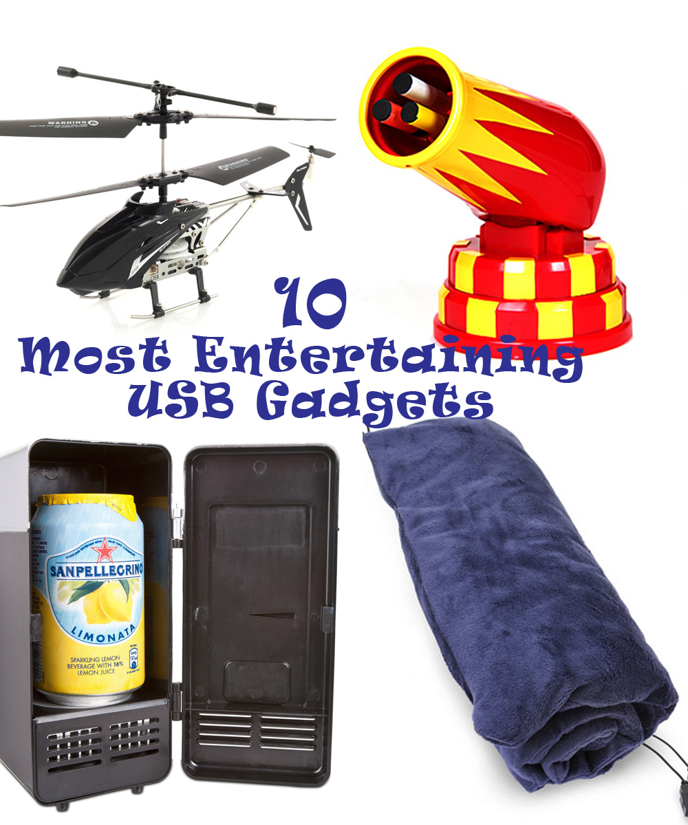 The 10 Most Entertaining Usb Gadgets Wiproo