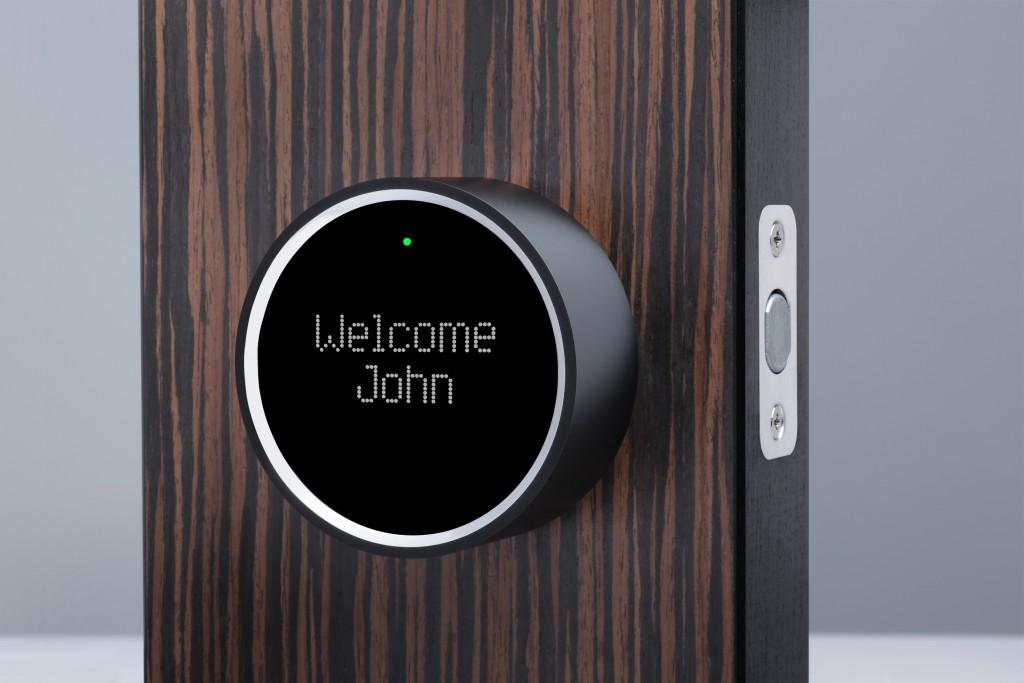 High Tech Gadgets for your home- goji smart lock