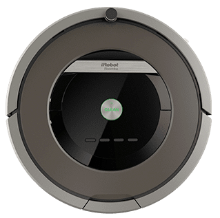 High Tech Gadgets for your home- irobot roomba 870