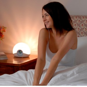 Lumie body alarm clock