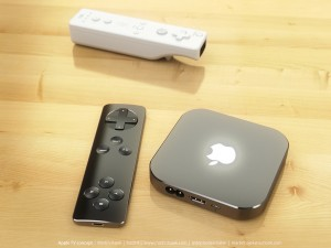 Apple TV speculations