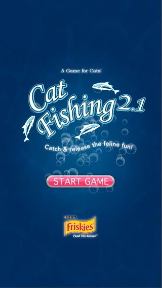 Apps For Pet Lovers cat fishing