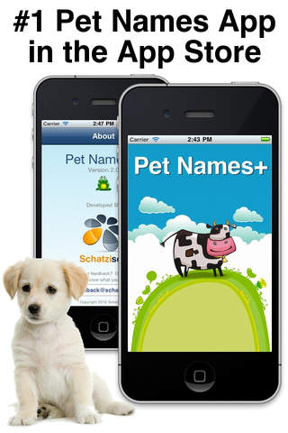 Apps For Pet Lovers pet names