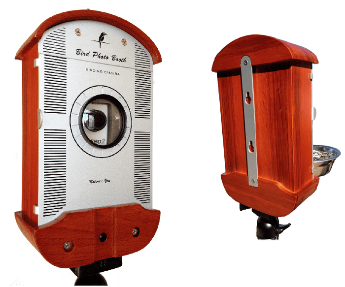 Brilliant Gadgets For Photographers- Bird Photo Booth
