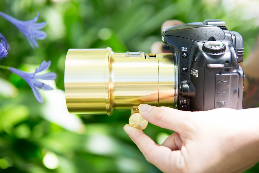 Brilliant Gadgets For Photographers- Petzval lens