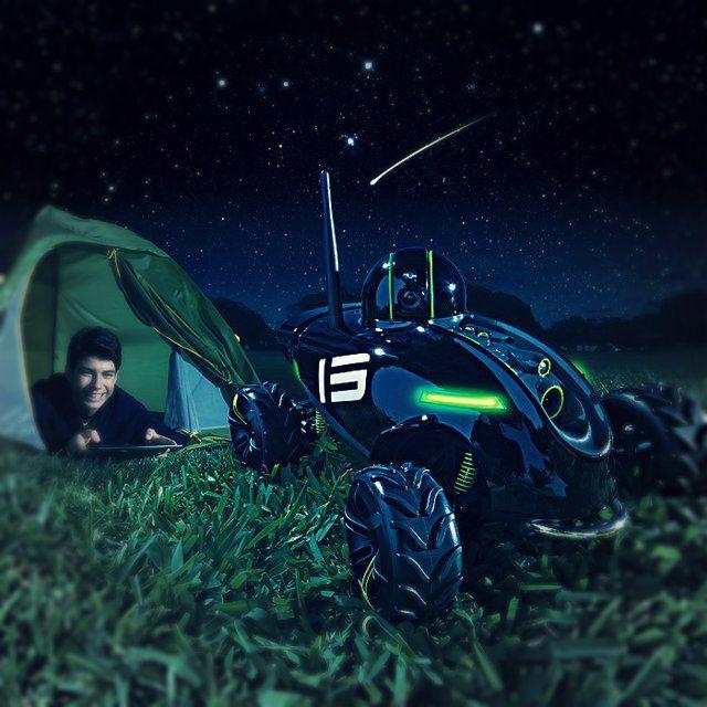 Brilliant Gadgets For Photographers- Rover revolution