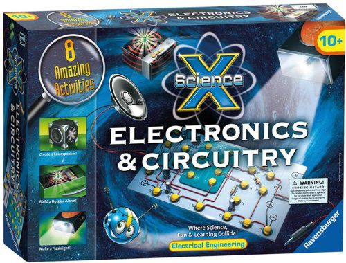 Cool Gadgets For Your Kids- Electronics Kit