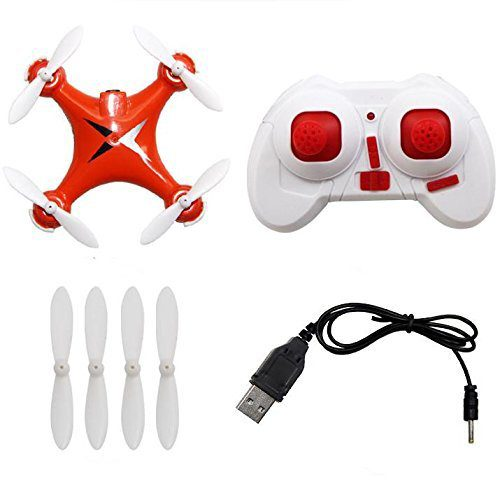 Cool Gadgets For Your Kids- Mini Quadcopter