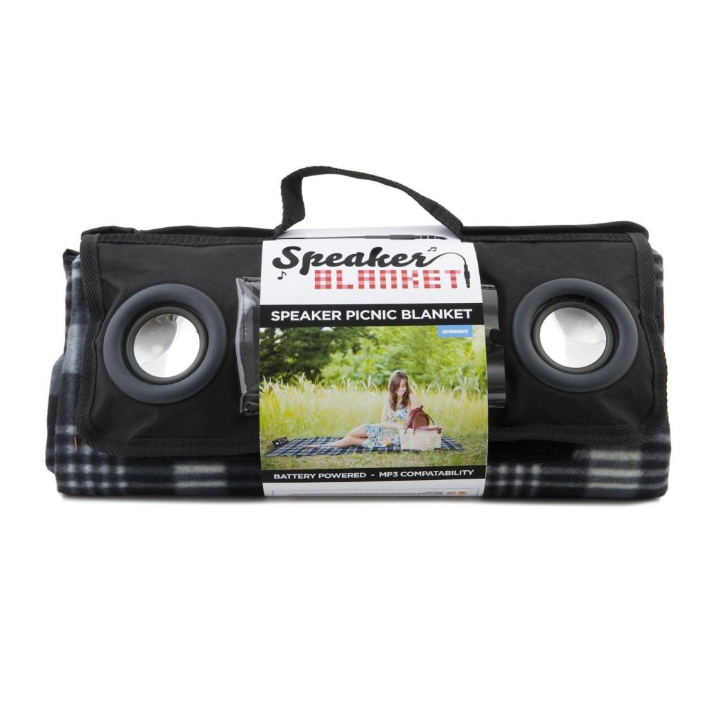 Cool Gadgets For Your Kids- Speaker Blanket