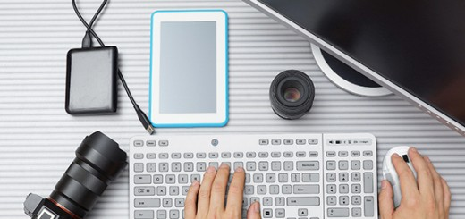 Cool Product Concepts For The Office  e ink keyboard