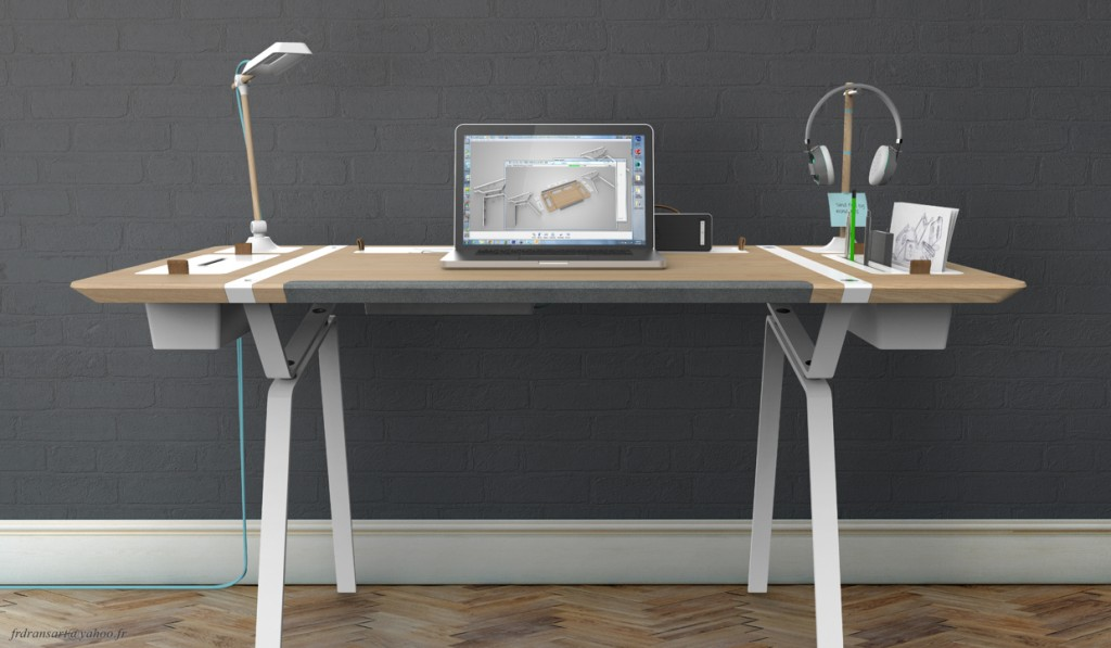 Innovative Office Computer Desks- Desk Concept 2