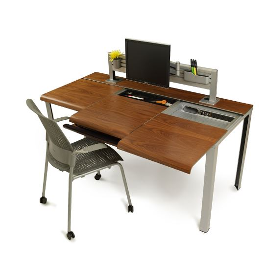Innovative Office Computer Desks- Slimdesk