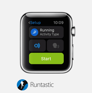 Probably the most well-known running app on mobile platforms, Runtastic is  also coming to the Apple Watch with full support for tracking as well as  reading ...