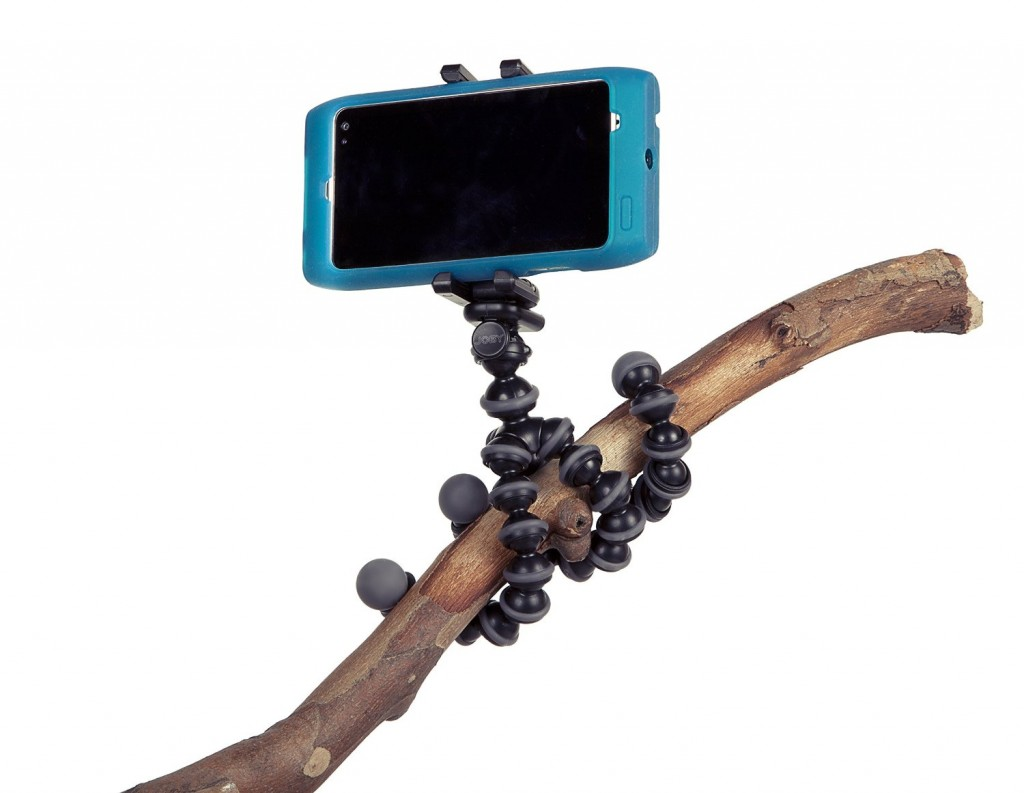 Accessories For Periscope & Meerkat Users- Joby gorillapod