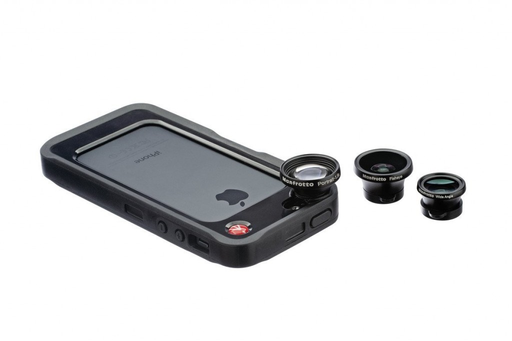 Accessories For Periscope & Meerkat Users- Manfotto kit