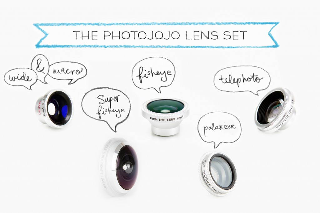 Accessories For Periscope & Meerkat Users- Photojojo Android set