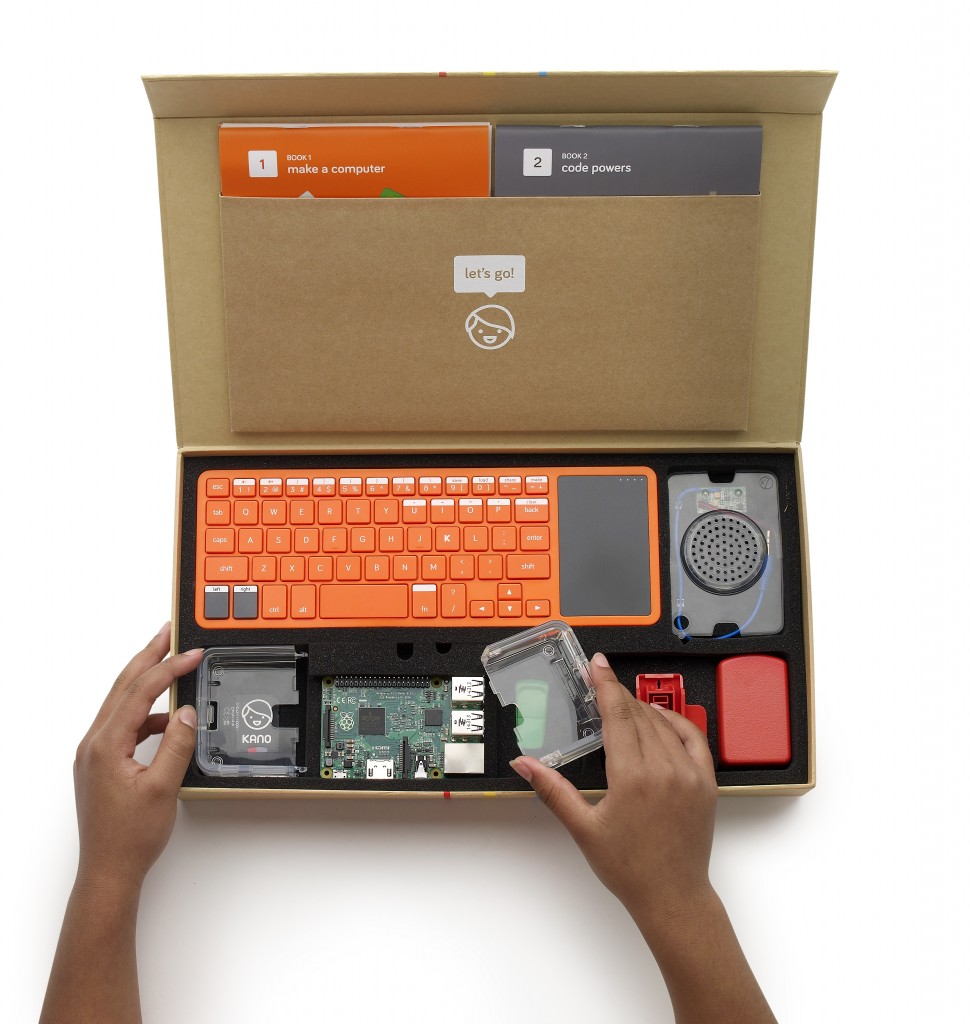 Toys For Adults Electronic Gadgets : Kano hopes to bring coding lessons and toys adults wiproo