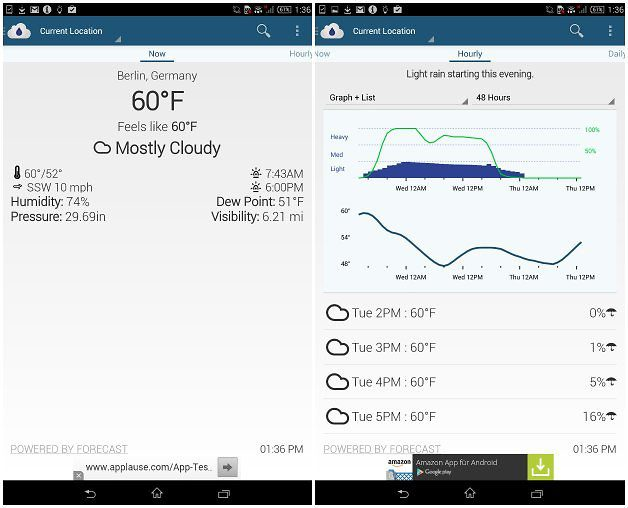 Top 6 Weather Apps For Ios And Android Wiproo