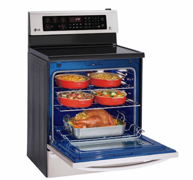 lg smart oven