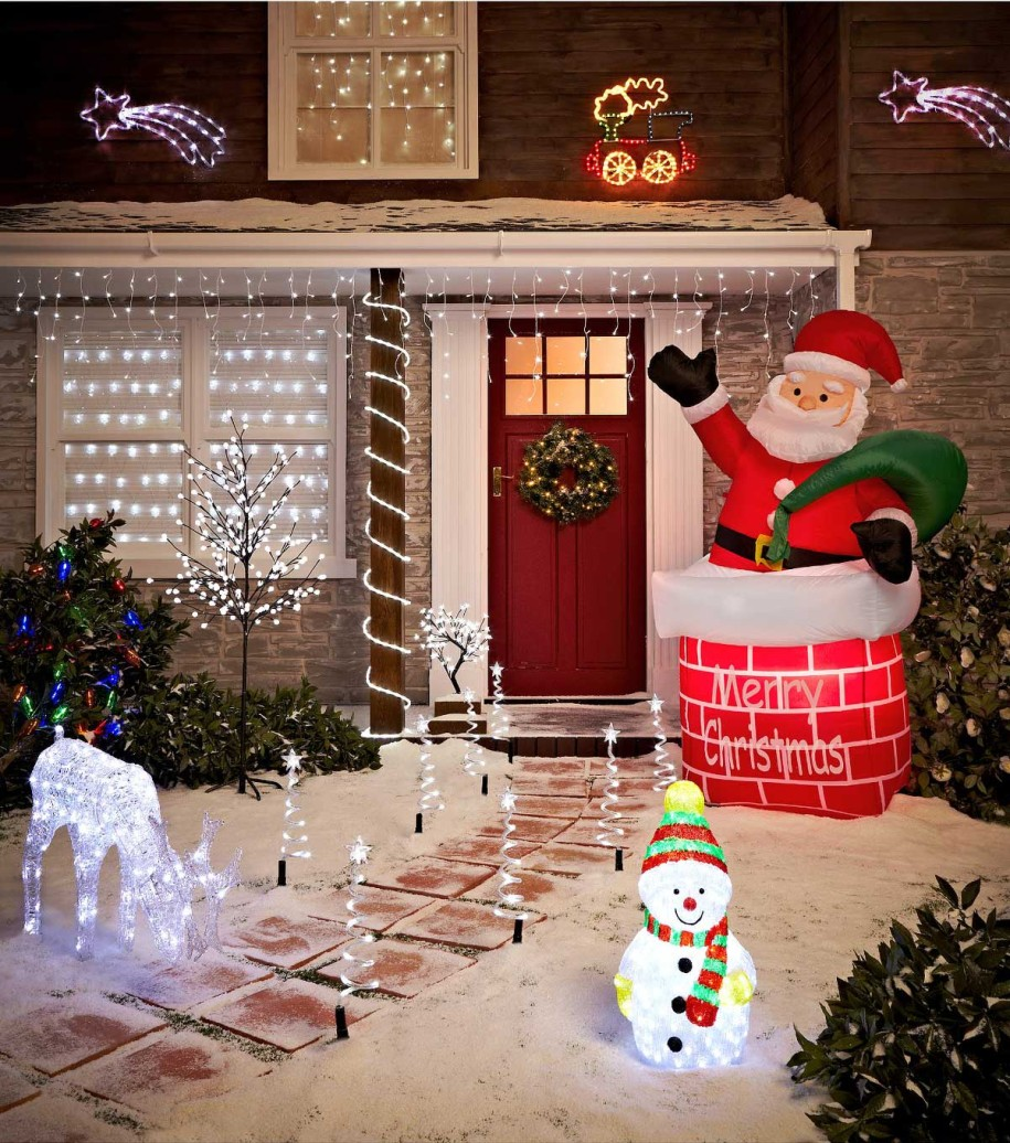 Outdoor Christmas 2019 Decoration Ideas