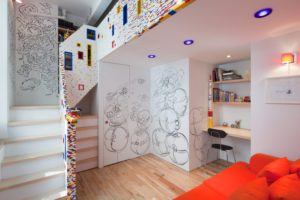 lego themes for children rooms 2020